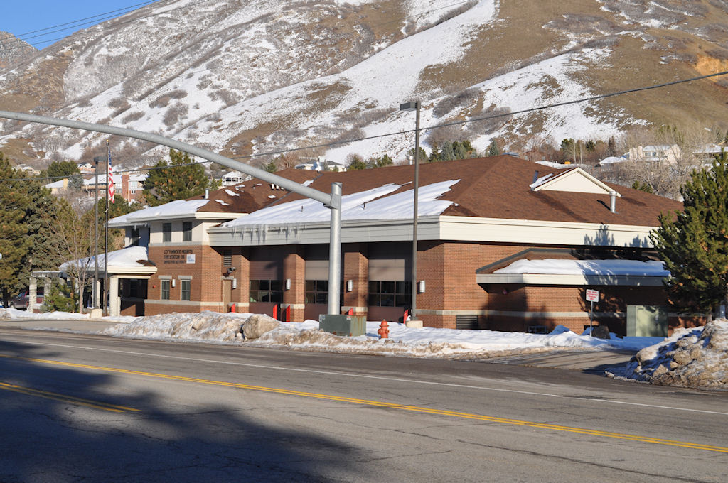 Cottonwood Heights Fire Stations