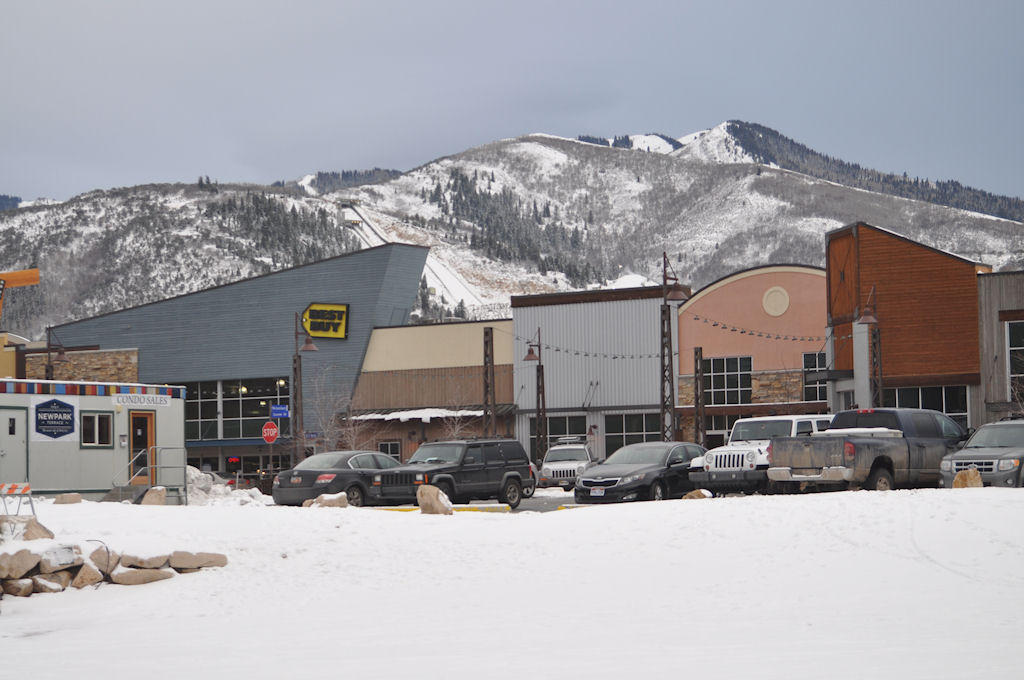 Best Buy Park City