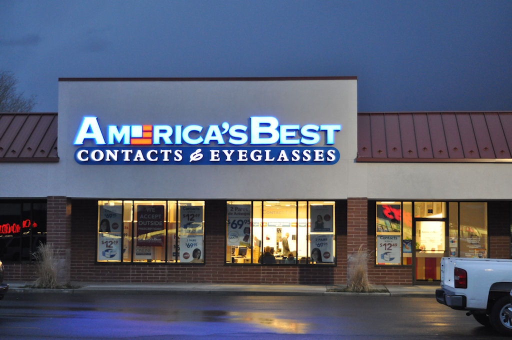 America's Best Contacts and Eyeglasses