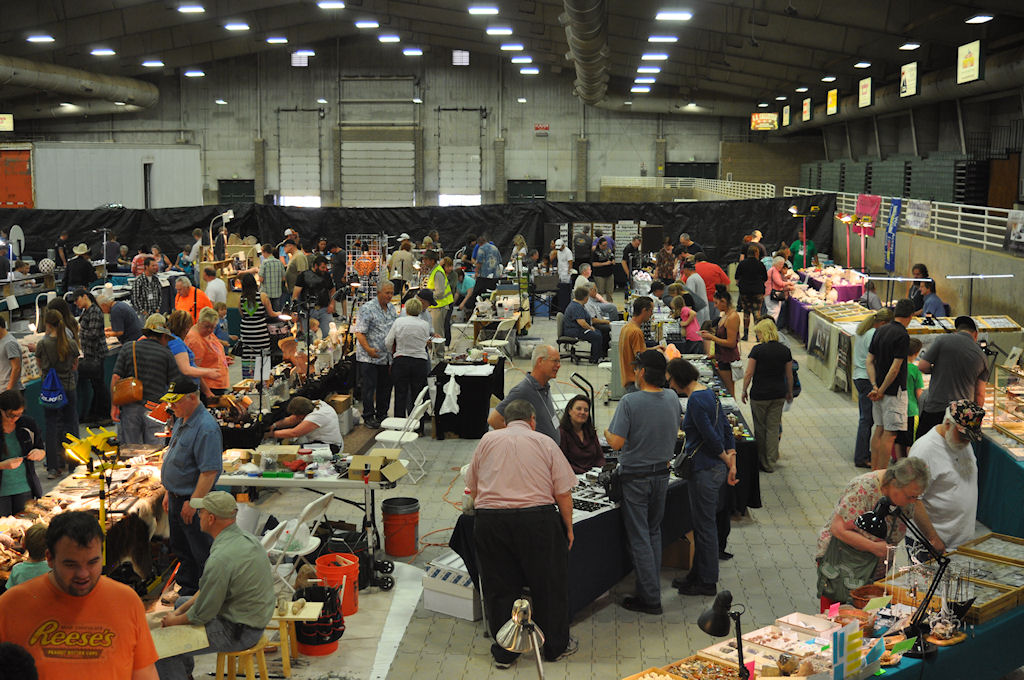 Wasatch Gem Show