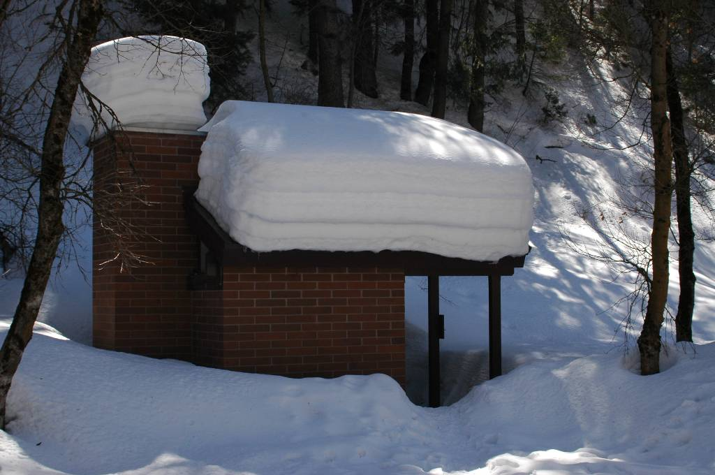 Snow Topped Roof