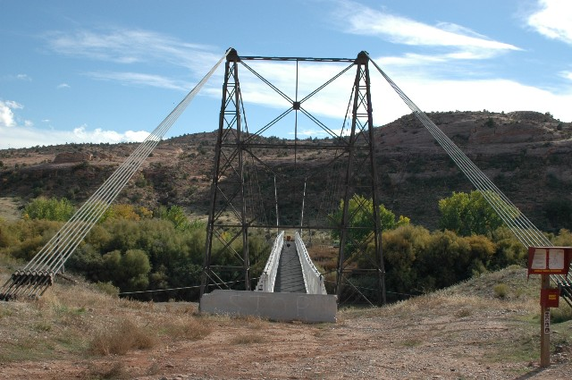 Dewey Bridge