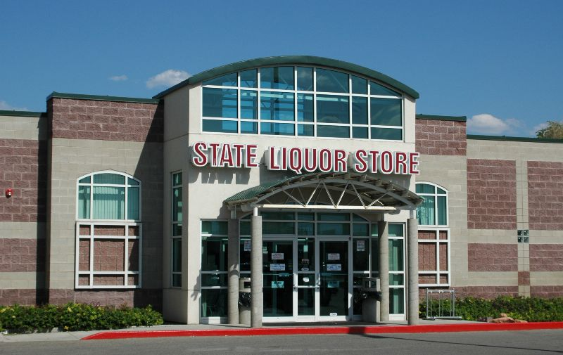 Image result for liquor store in utah