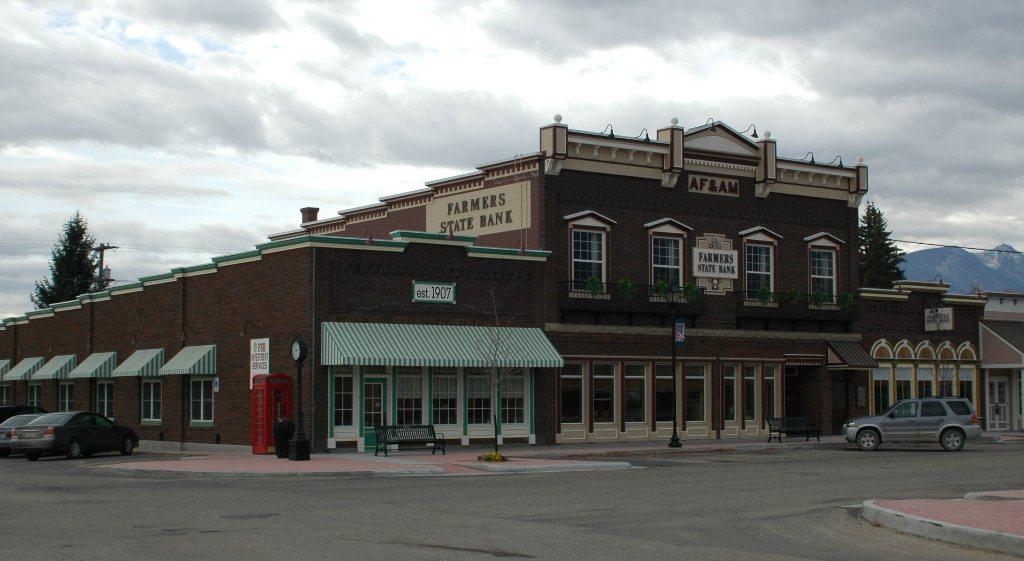 Farmers State Bank - Victor, Montana