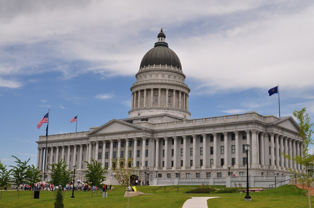 Pictures Of Utah State Capitol Building