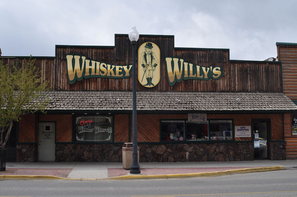 Whiskey Willies