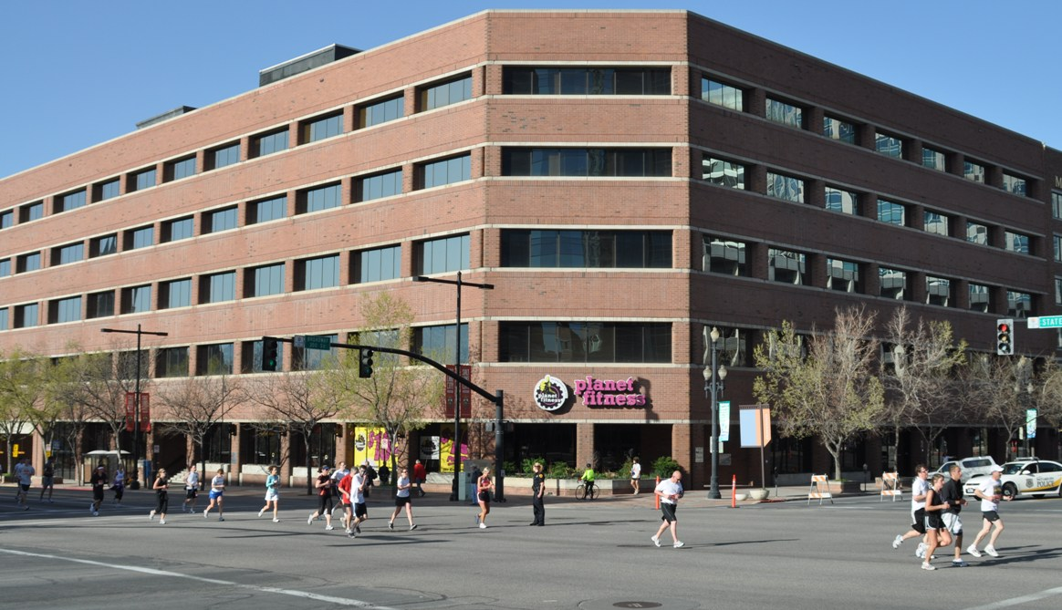 Salt Lake Marathon passes Planet Fitness
