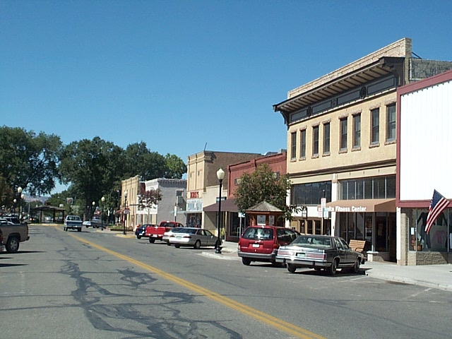 Downtown Fruita, Colorado