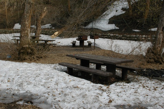 South Box Elder Picnic Area