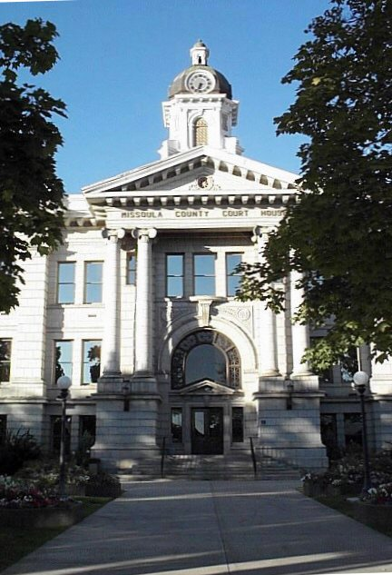 Missoula County Courthouse