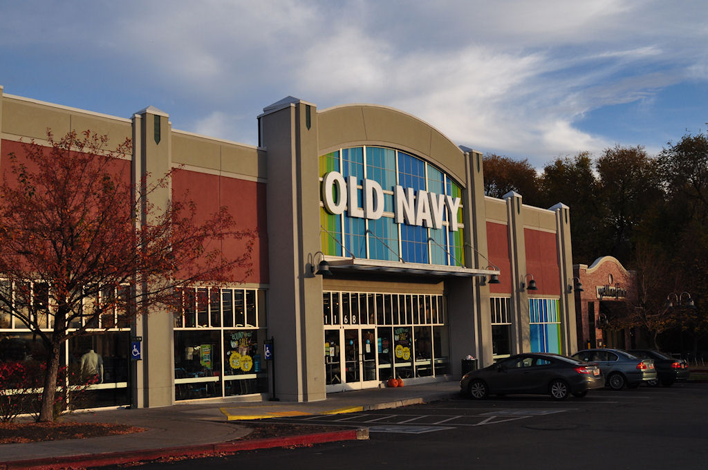 Old Navy Sugarhouse