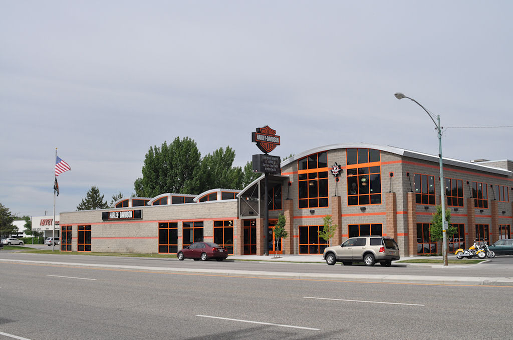 lake harley davidson dealer
