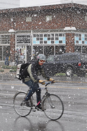 Iced Biker