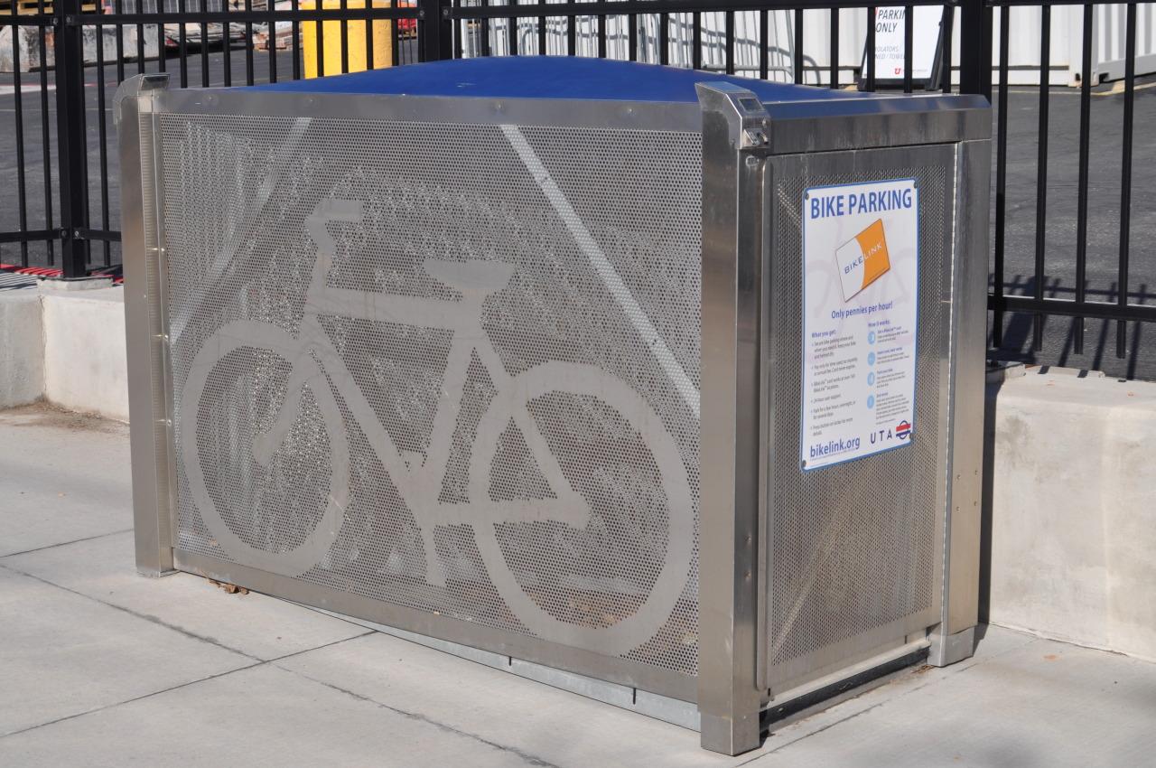bikelink cage